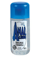 Anal Lube Original Formula Water Based 6 Ounce