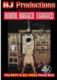 Bound Bagged And Gagged {rr}